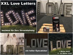 XXL Love Letters