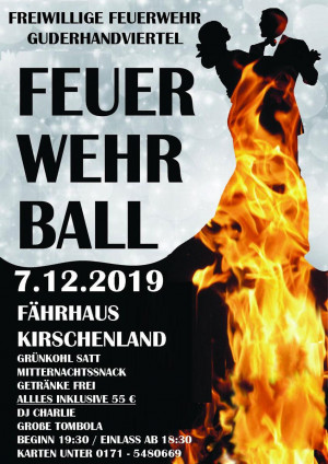 Feuerwehrball
