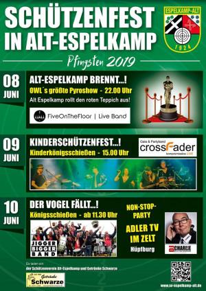 Schützenfest in Alt-Espelkamp
