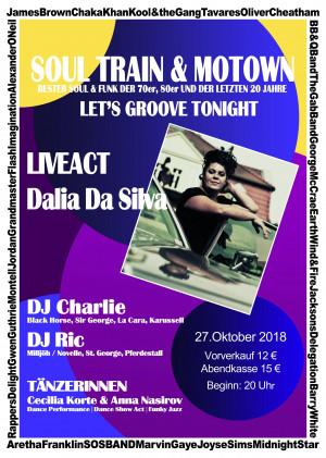 Die erste große Soul Train & Motown Party im Schäppchen Lübbecke