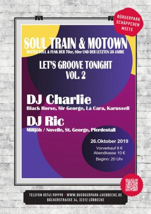 Soul Train & Motown Party
